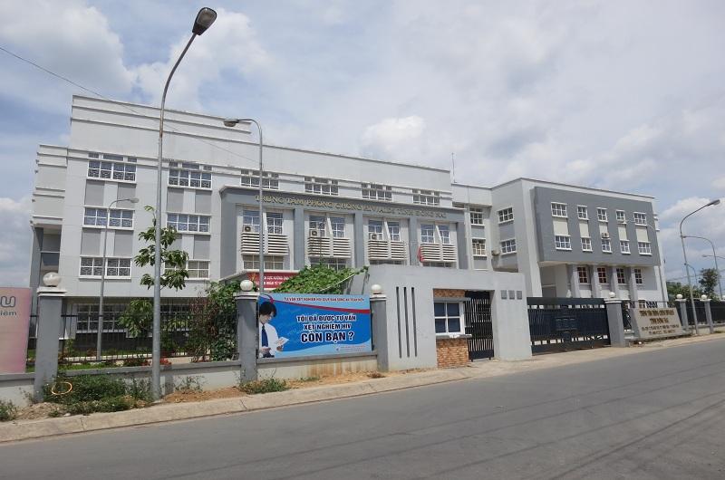 Bệnh viện Da liễu Biên Hòa còn được biết đến là Bệnh viện Da liễu tỉnh Đồng Nai
