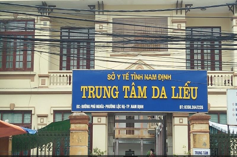 Bệnh viện Da liễu Nam Định