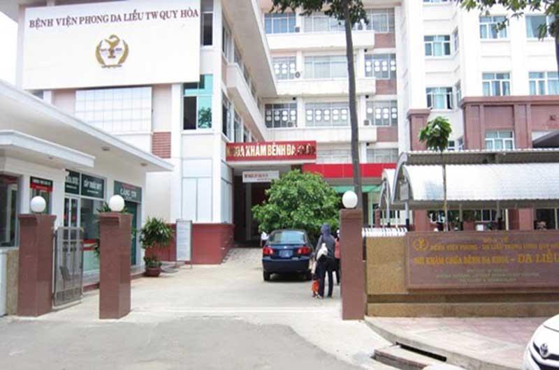 Bệnh viện Da liễu Quy Nhơn thực chất là Bệnh viện Phong Da liễu Quy Hòa