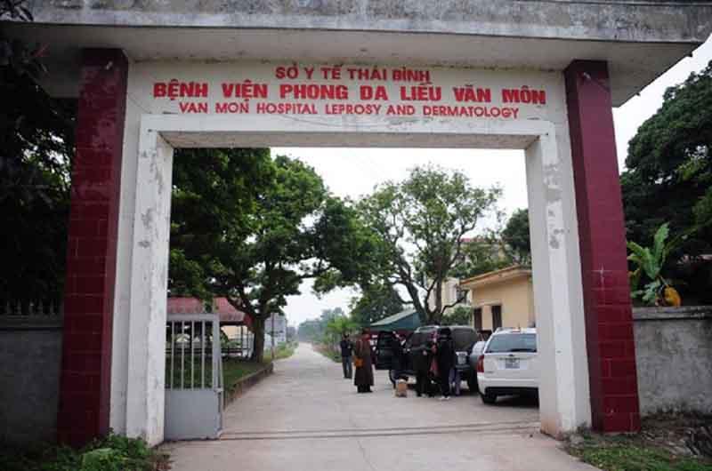 Bệnh viện Da liễu Thái Bình