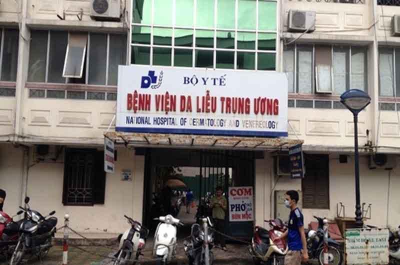 Bệnh viện Da liễu Trung ương là bệnh viện đầu ngành về chuyên khoa da liễu