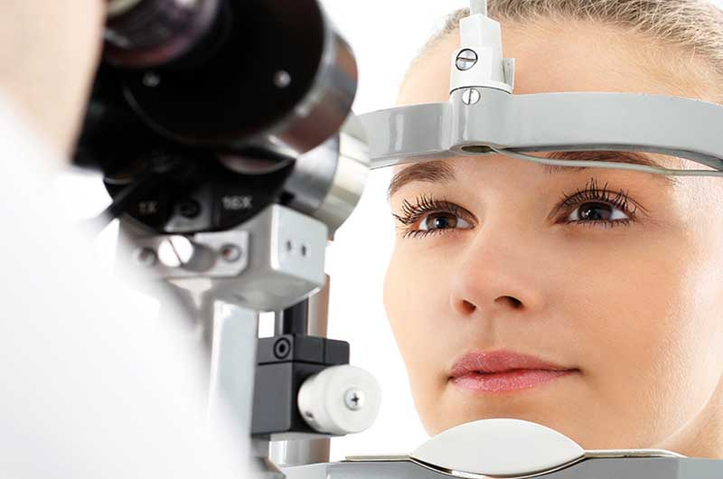 Bệnh viện khám và chẩn đoán các bệnh về mắt