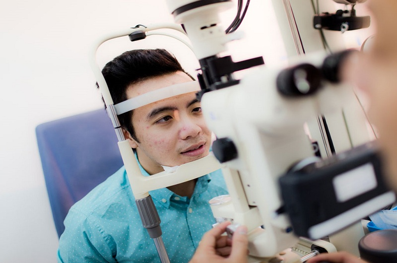 Bệnh viện Mắt Hà Nội khám tất cả các ngày trong tuần