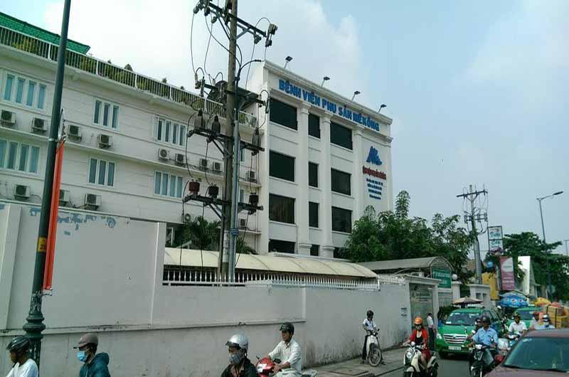 Bệnh viện Phụ sản Mekong