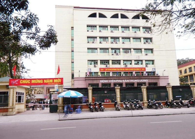 Bệnh viện Phụ sản Trung ương địa chỉ khám hiếm muộn ở Hà Nội