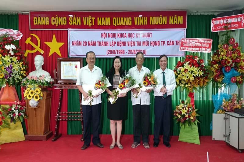 Bệnh viện Tai Mũi Họng Cần Thơ là cơ sở y tế chất lượng tại khu vực Đồng bằng sông Cửu Long