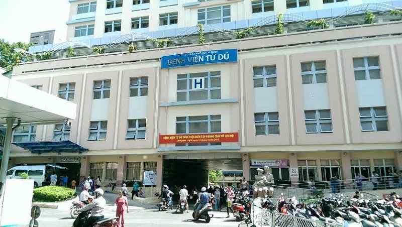 Bệnh viện Từ Dũ là địa chỉ chữa nấm Candida khá uy tín
