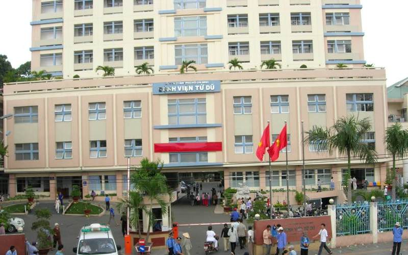Bệnh viện Từ Dũ làm IVF nổi tiếng phía Nam