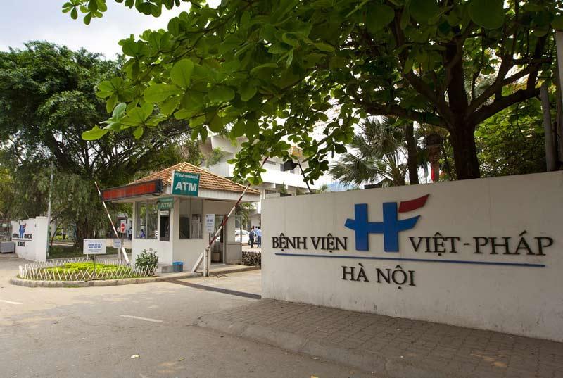 Bệnh viện Việt Pháp là địa chỉ uy tín để mẹ thực hiện các mũi tiêm phòng trước khi mang thai