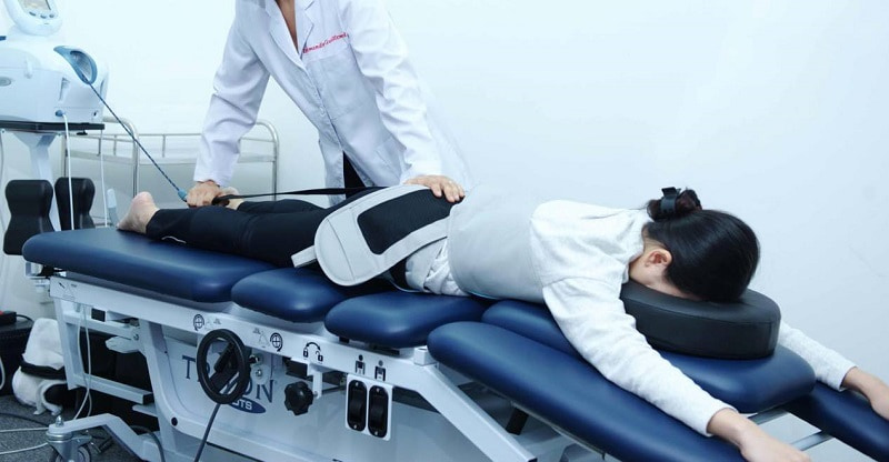 Các phương pháp vật lí trị liệu gai cột sống phổ biến hiện nay
