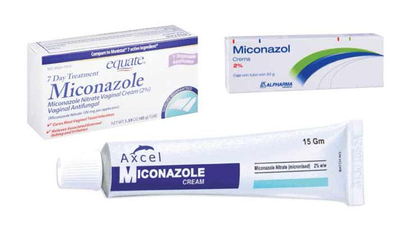 Cách chữa hắc lào bằng Miconazol