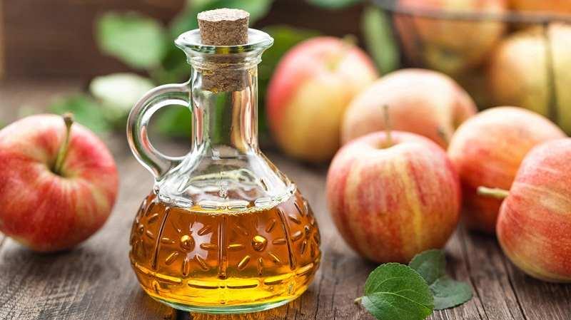 Cách trị nấm Candida dân gian bằng giấm táo