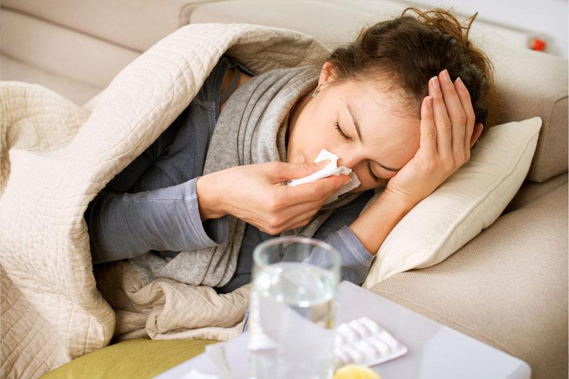 Cảm cúm là bệnh dễ gặp ở phụ nữ mang thai