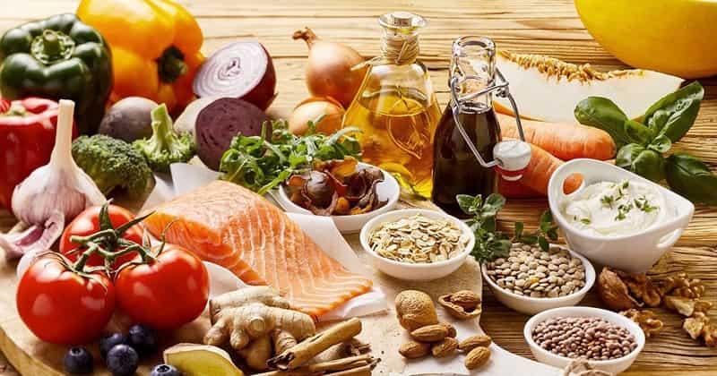 Chế độ ăn đa dạng, phong phú phù hợp với những phụ nữ thụ tinh trong ống nghiệm