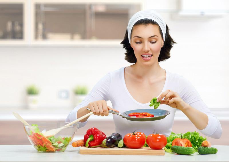 Chế độ dinh dưỡng rất quan trọng đối với bà bầu