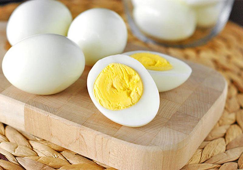 Có bầu 6 tuần nên ăn gì? - Mẹ bầu hãy tích cực ăn trứng để con thông minh