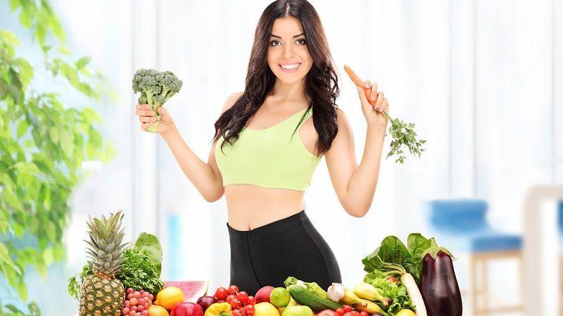Có chế độ dinh dưỡng hợp lý để cân bằng dưỡng chất trong cơ thể