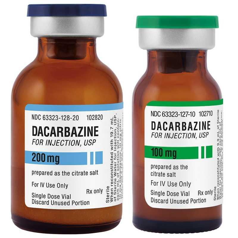 Dacarbazine là thuốc gì?
