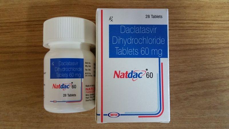 Daclatasvir là thuốc gì?