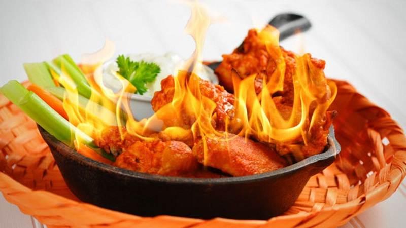 Đồ ăn cay nóng có thể làm tình trạng nấm Candida trở nên nghiêm trọng hơn
