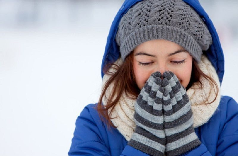 Giữ ấm cho cơ thể giúp phòng tránh đau thần kinh liên sườn hiệu quả