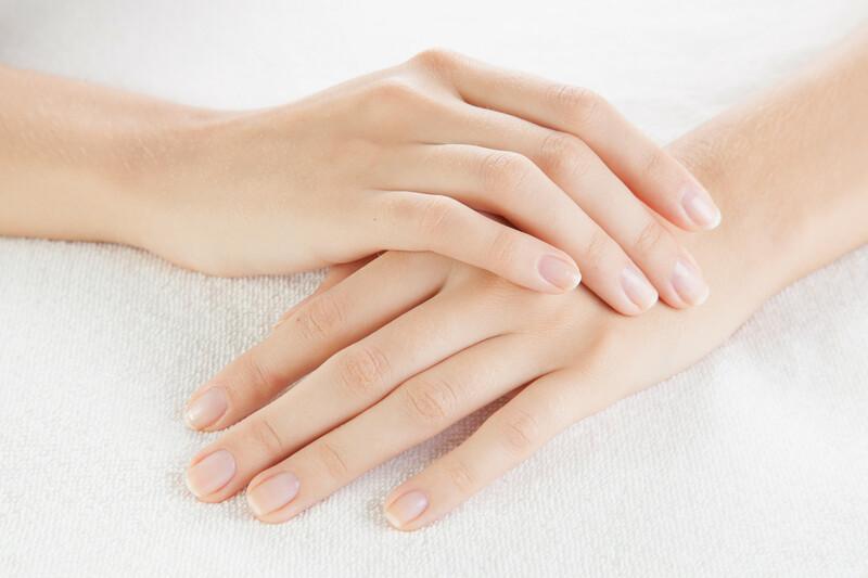 Giữ vệ sinh bàn tay thật sạch sẽ để phòng chống mụn cóc