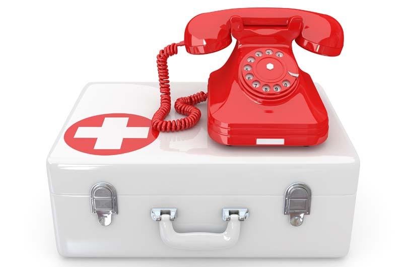 Gọi cấp cứu ngay khi có dấu hiệu quá liều