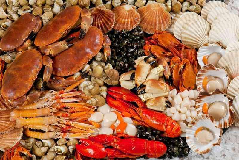 Hải sản có thể gây ra ảnh hưởng xấu đến tình trạng bệnh lý của bạn