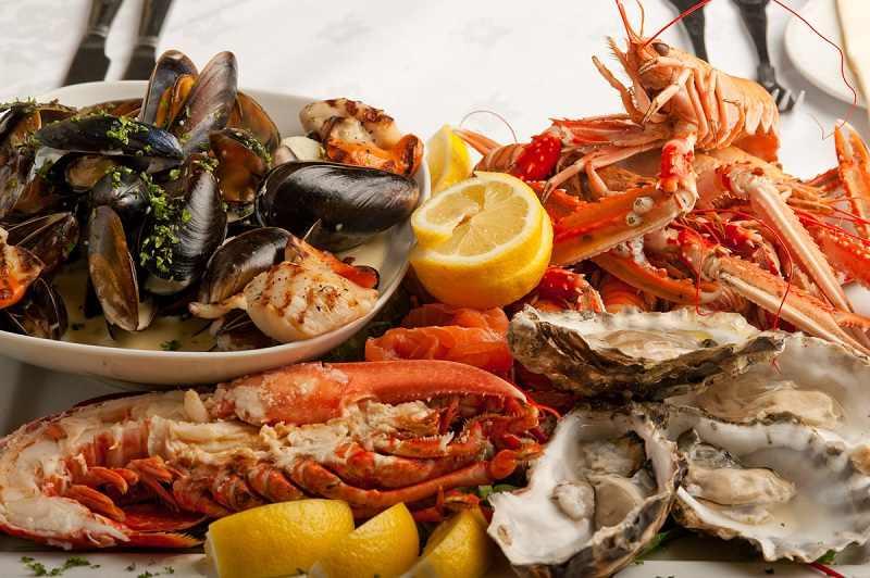 Hải sản có thể khiến tình trạng nấm phụ khoa của bạn trở nên nghiêm trọng hơn