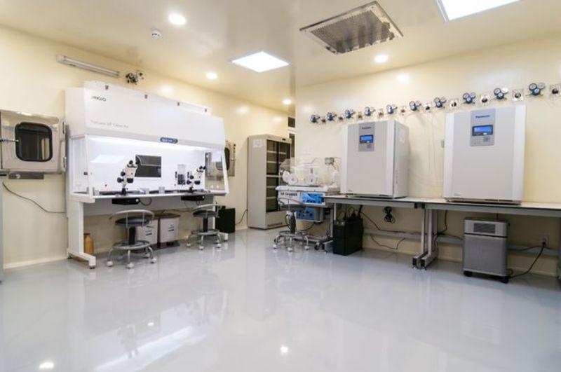 IVF bệnh viện Phụ sản Trung ương được trang bị kỹ thuật hiện đại