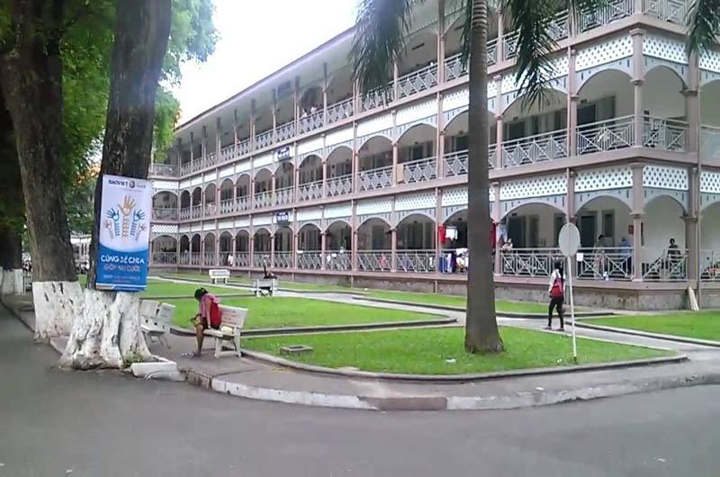 Khoa Da liễu - Bệnh viện Nhi đồng 2