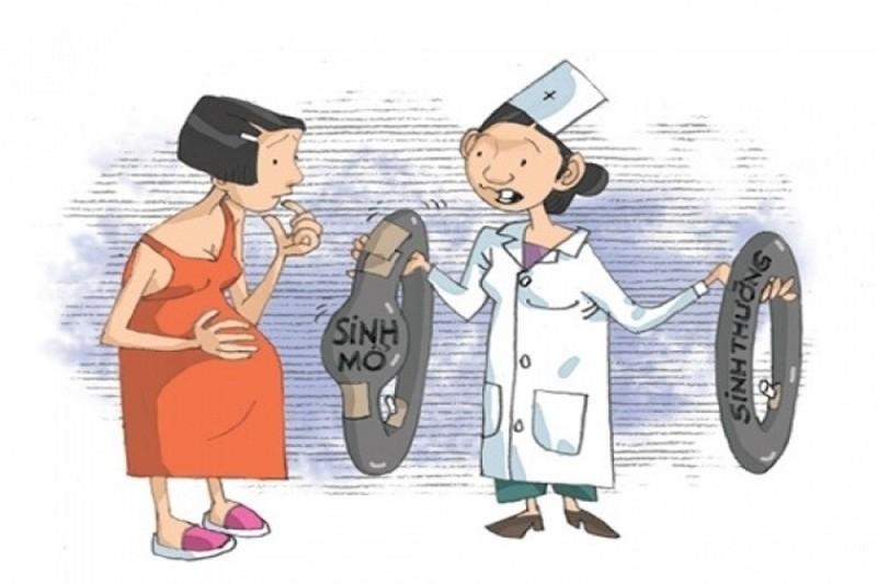 Làm IVF có đẻ thường được không tùy thuốc vào thể trạng của người mẹ