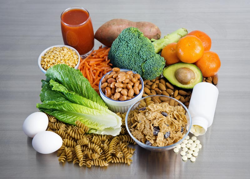 Mang thai tháng đầu nên ăn gì? - Mẹ hãy tích cực ăn các thực phẩm giàu axit folic