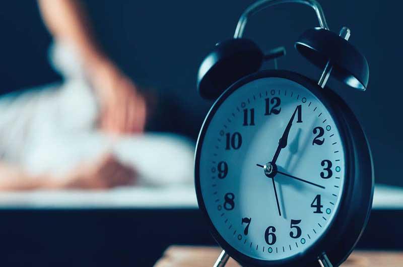Mất ngủ là một tác dụng phụ của Caffeine