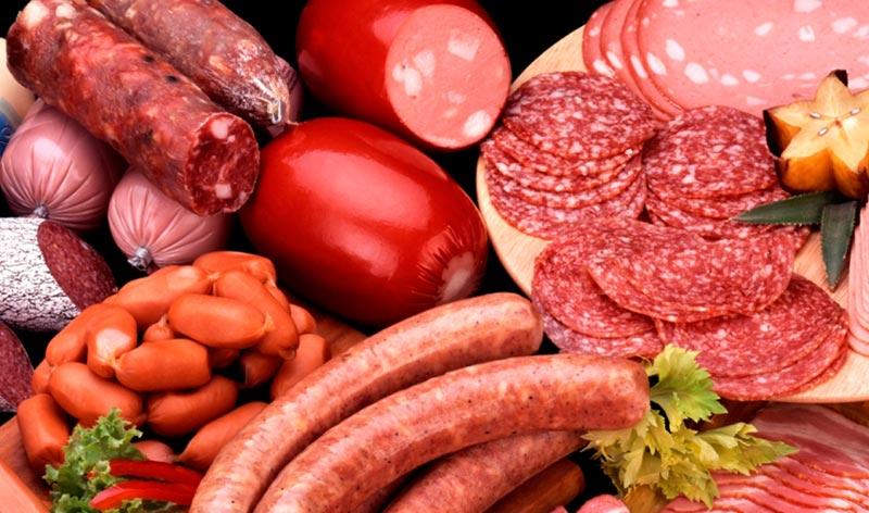 Mẹ hạn chế ăn thịt chế biến sẵn