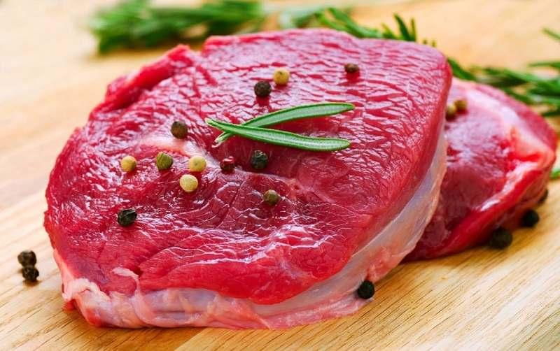 Người bị bệnh gout không nên ăn gì - Thịt đỏ