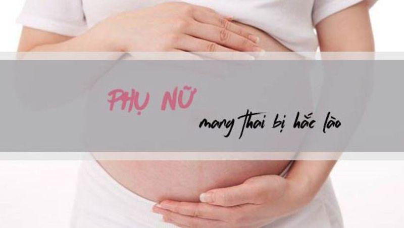 Nguyên nhân bị hắc lào do di truyền, hoặc trong quá trình mang thai mẹ lây cho con là điều hoàn toàn có thể