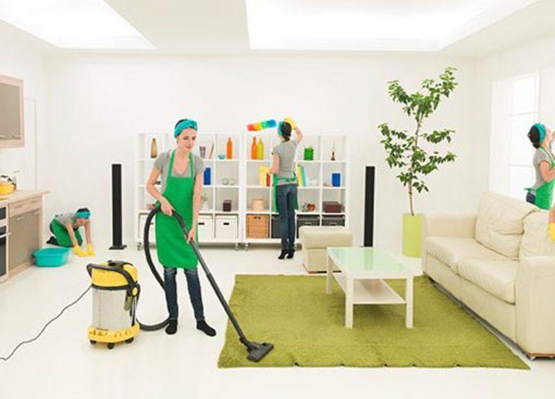 Vệ sinh nhà cửa, lau dọn thường xuyên để tránh nhiễm nấm hắc lào