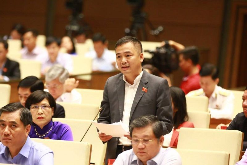 PGS.TS Nguyễn Lân Hiếu có nhiêu phản biện xa hội trong vai trò Đại biểu Quốc Hội