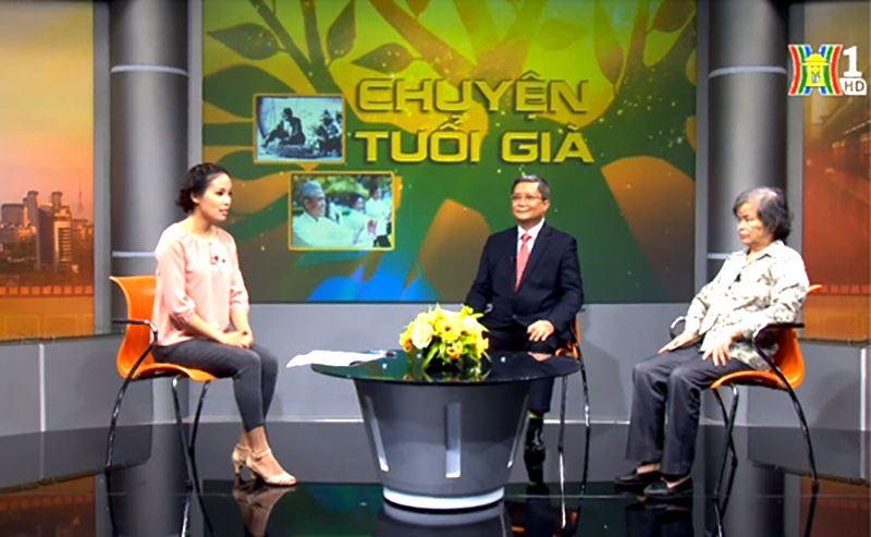 PGS.TS Nguyễn Vĩnh Ngọc đồng hành với Đài TH Hà Nội trong chiến dịch chủ động phòng chống thoái hóa khớp