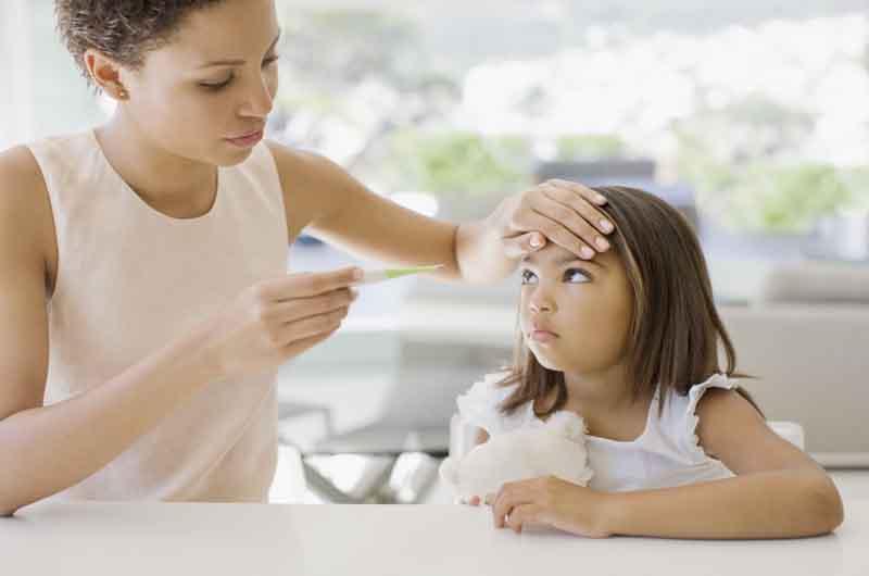 Tham khảo ý kiến bác sĩ khi dùng thuốc cho trẻ nhỏ
