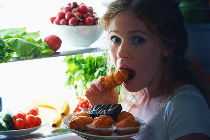 Thèm ăn là dấu hiệu có bầu tháng đầu tiên