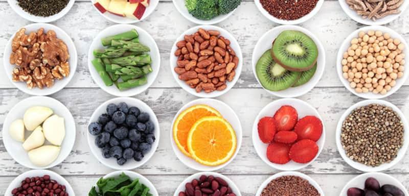 Thực phẩm giàu chất oxy hóa giúp cải thiện khả năng thụ thai
