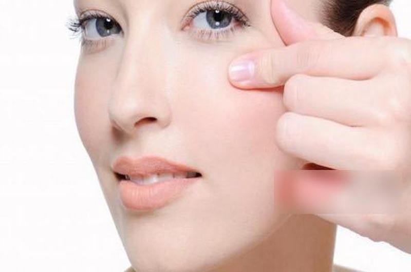 Thuốc không thích hợp dùng cho vùng da ở mặt