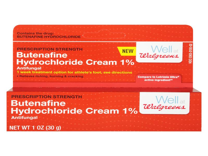 Sử dụng thuốc Butenafine là thuốc trị hắc lào mang lại hiệu quả cao