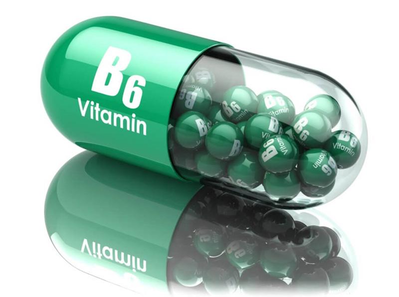 Thuốc vitamin B6 giúp giảm tình trạng ốm nghén