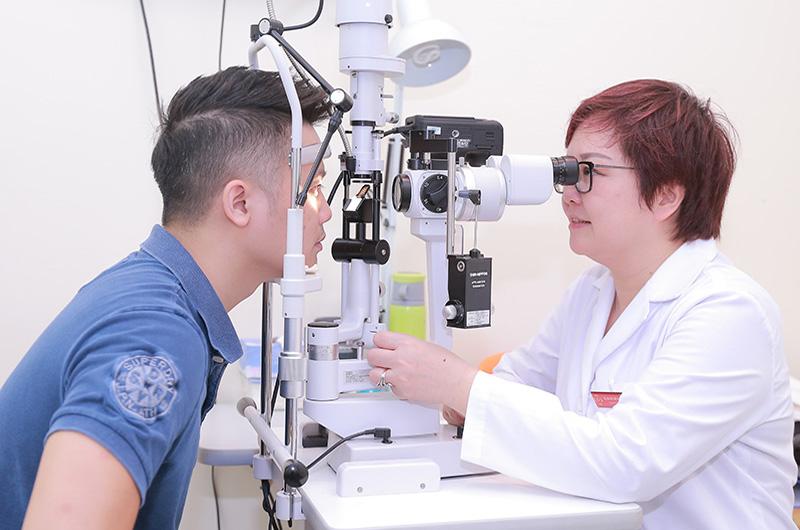 Tiến sĩ, Bác sĩ Vũ Thị Tuệ Khanh