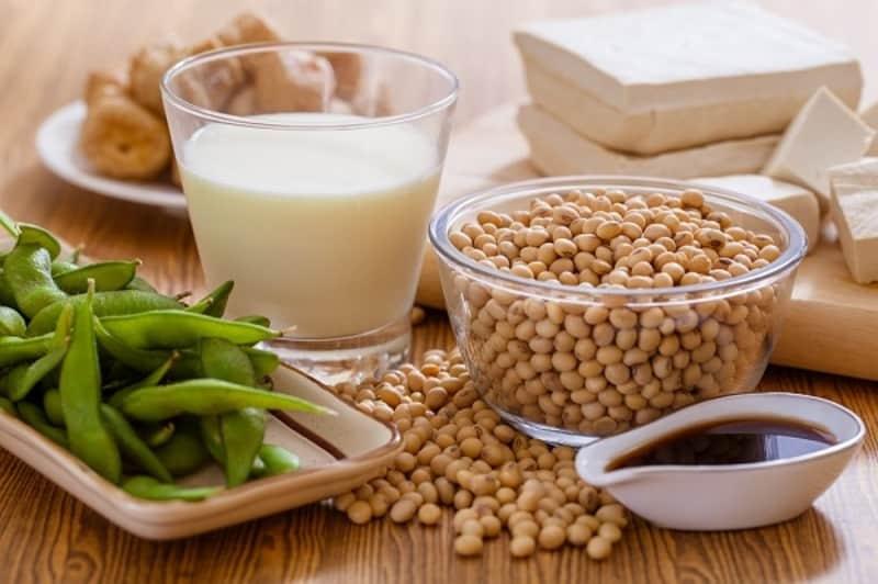 Tránh sản phẩm từ đậu nành chưa lên men