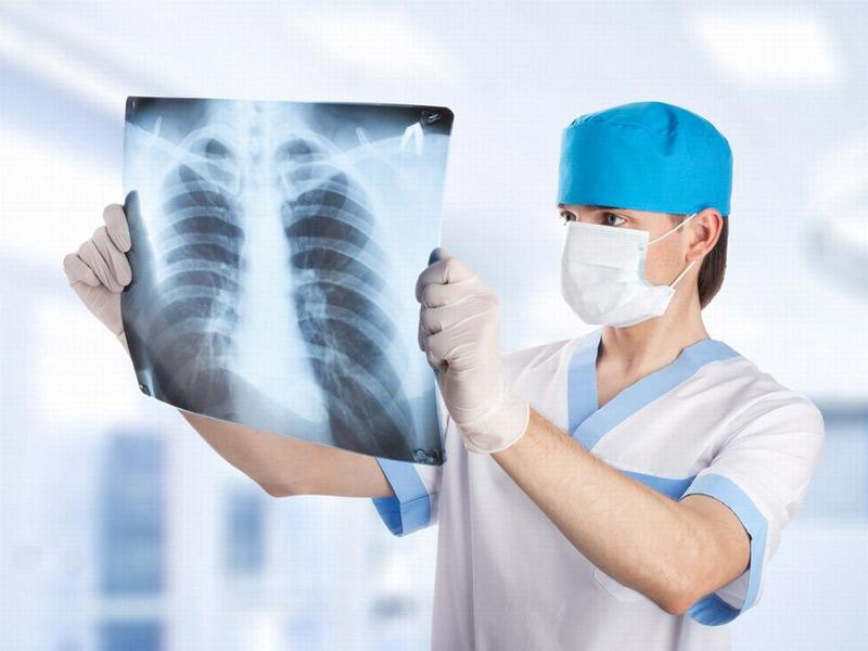 Ước đoán thai nhi sẽ hấp thụ khoảng 0,00007 rad/lần chụp X-quang phần ngực