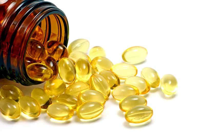 Uống vitamin tốt cho việc thụ thai